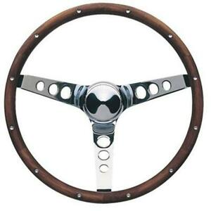 Grant 213 Classic Wood Steering Wheel 13 1 2 Inch