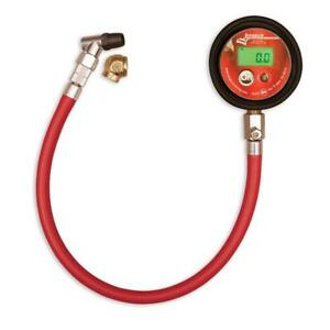 Longacre 53003 Semi Pro Digital Tire Pressure Gauge 0 60 Psi
