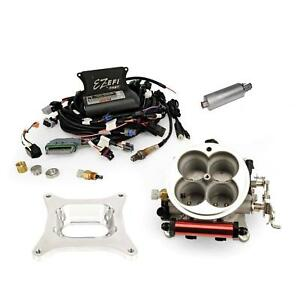 Fast 30296 Kit Ez Efi In Tank Fuel Injection Master Kit Jeep