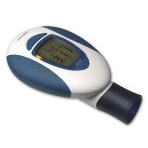 Microlife Pf 100 Peak Flow Meter For Spirometry With Fev1