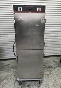 Heated Warming Cabinet Bevles Transport Hot Box 8209 Food Holding Warmer Nsf