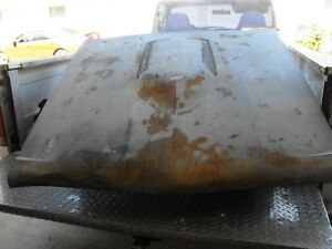 1968 Dodge Coronet R t And Super Bee Bulge Hood