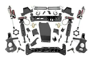 7 Coil Over Lift Kit 14 17 Chevy Silverado 1500 4wd aluminum Control Arms