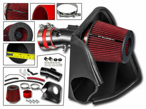 Rtunes V2 For 2007 2012 Nissan Altima 3 5l V6 Heat Shield Air Intake Kit filter