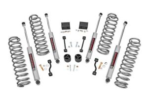 2 5 Suspension Lift Kit Fits The New 2018 Jeep Wrangler Jl Models