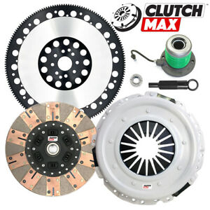Cm Stage 3 Clutch Kit Chromoly Flywheel Slave For Mustang Gt Boss 302 5 0l Mt 82