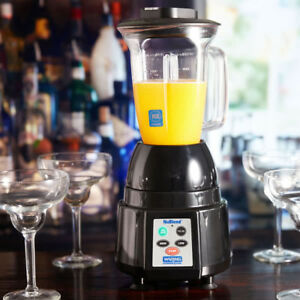 Waring 2 Speed Commercial Restaurant Bar Blender With Electronic Touch Pad