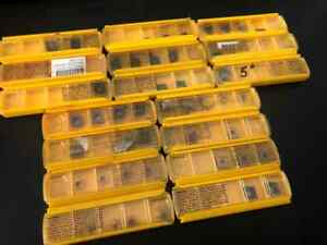 Lot Of 50 New Kennametal Various Carbide Inserts