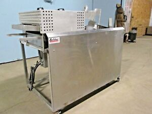 belshaw Tg 50 H d Commercial Donuts Conveyor Thermoglaze Machine 208v 1ph