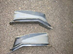 1957 1958 Cadillac Eldorado Brougham Front Seat Supports Left Right