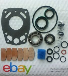 Snap On Im75 Tune Up Kit With Bearings Plus A Modified Throttle Valve Kit