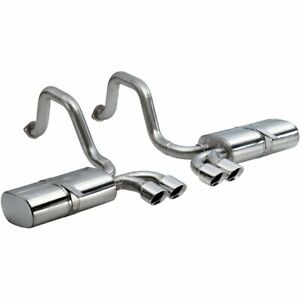 Corsa Exhaust System New For Chevy Chevrolet Corvette 1997 2004 14111