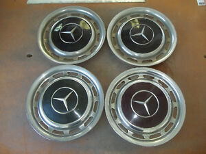Mercedes Benz 220 230 280 300 450 500 Hubcap Wheel Cover Hub Cap 14 57002 Used