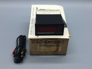 New Precision Digital Panel Meter Thermocouple Pd710 Pn Pd710fj 3 n