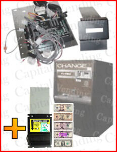Rowe Changer Bc 3500 Control Board Update Kit With Mars Mei 1 20 Validator