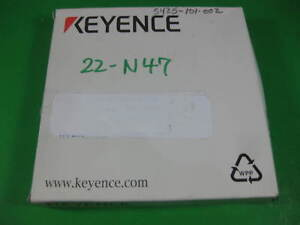 Keyence Fiber Optic Sensor Fu 12 New
