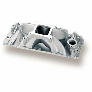 Holley Strip Dominator Intake Manifold 300 5 Bbc Fits Rect Port Heads