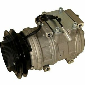 Gpd A C Ac Compressor New With Clutch For Toyota Land Cruiser Mazda 6511601
