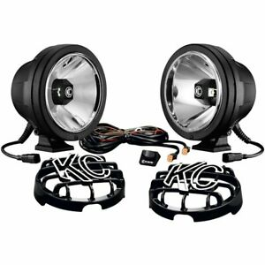 Kc Hilites Offroad Lights Set Of 2 New Pair 644