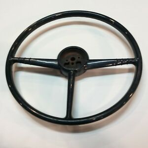 1949 1950 Oldsmobile Vintage Steering Wheel 3 4 Spline Standard