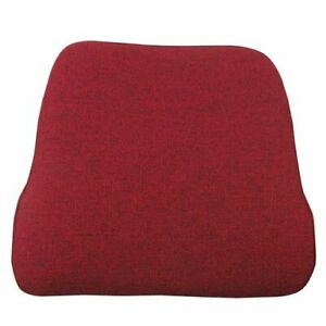 Backrest Fabric Red International 886 1486 1086 Case Massey Ferguson Case Ih