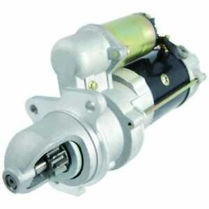 Starter Delco Osgr 6578 Delco Remy Compatible With Bobcat 843 853 853 641