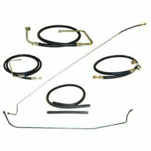 Air Conditioning Hose Line Kit International 5088 3688 5288 3488 5488 3288 3088