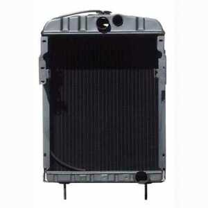 Radiator Farmall International W6 Super W6 Super M M Super Mta 351798r92