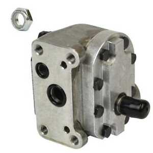 Main Hitch Hydraulic Pump Compatible With International 886 1486 1566 1086 1586