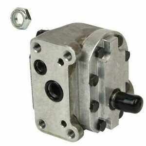 Main Hitch Hydraulic Pump Compatible With International 1566 1086 1586 886 1486