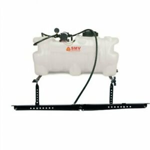 Spot Sprayer 25 Gallon Atv 2 0 Gpm 12 Volt Pump Deluxe Spray Wand