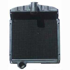 Radiator Compatible With International C 354875r93