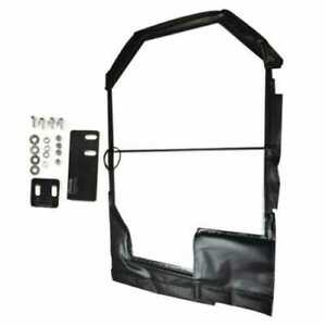 All Weather Enclosure Replacement Door Skid Steer Loaders And Skid Compatible Wi