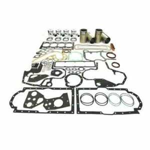 Engine Rebuild Kit Less Bearings International 100 584 585 Case Ih 3230 595