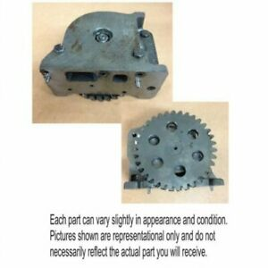 Used Transmission Oil Pump John Deere 4050 4250 4255 4055 4455 4450 Re19982