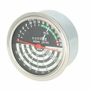 Tachometer Gauge John Deere 2010 At17444