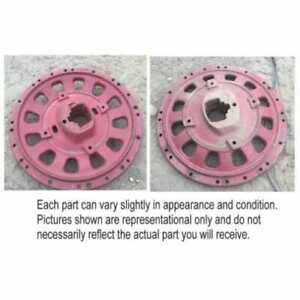 Used Rear Cast Wheel Compatible With International 1486 1086 1468 1466 529181r1