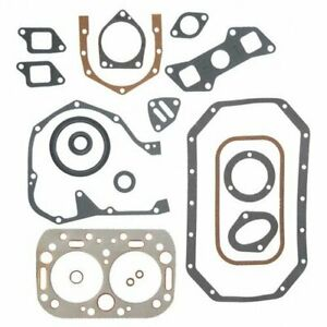 Full Gasket Set John Deere Mt 40 M 330 320 Re526701