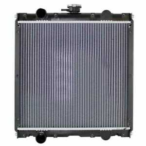 Radiator New Holland T2310 Tc35a Tc40da Tc35da Case Ih Farmall 40 Dx35 Dx40 D40