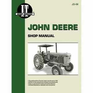 I t Shop Manual John Deere 2940 2940 2840 2840 2950 2950