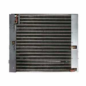 Condenser With Oil Cooler Ford Tw30 8730 Tw35 D8nn19n656ab