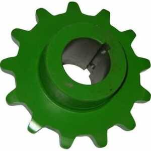 Inside Feeder House Chain Sprocket Compatible With John Deere 9660 Sts 9750 Sts