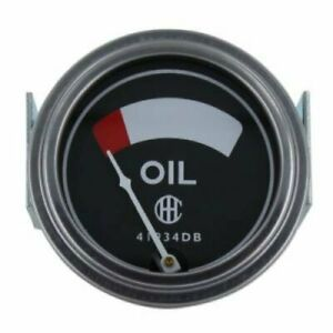 Oil Pressure Gauge International H I9 O6 Os6 W9 W4 Mta W6 Hv O4 Wd9 M Md Os4