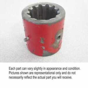 Used Drive Axle Shaft Coupler Fits Case Ih 1640 1660 1680 Fits International