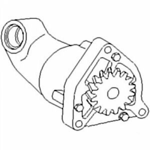 Oil Pump Ford 5610 6610 7740 6810 7610 5640 655 555 6640 New Holland Ts100