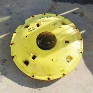 Used Rear Cast Wheel Compatible With John Deere 3020 4320 4010 3120 4000 4020
