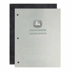 Service Manual 4620 John Deere 4620 4620 Tm1030