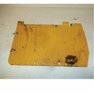 Used Inspection Cover Rh New Holland L565 Lx665 Ls160 Ls170 Lx565 86541678