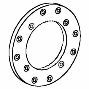 Brake Lining Kit Oliver 550 Super 55 10r667 White 2 44