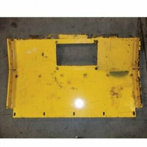 Used Rear Bottom Plate New Holland L175 87393346